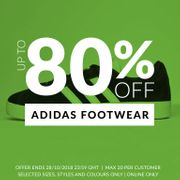 Adidas Footwear Deals! up to 80% off at Sports Direct