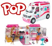 Win a Barbie Care Clinic Vehicle and Dreamcamper!