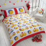 RAPPORT Christmas Icons Single Duvet Cover Set
