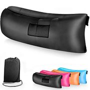 Inflatable Lounger Air Sofa Couch with Carry Bag Ultra-Light Portable Outdoor