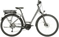 "Carrera Crosspath Electric Hybrid Bike - 18"", 20"", 22"" Frames"