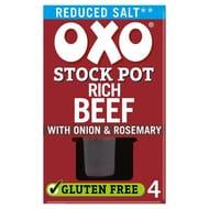 Half Price Oxo Stock Pot Reduced Salt Beef
