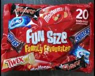 Mars Variety Fun Size (20 Pack)