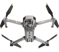 DJI Mavic Pro Platinum Drone Fly More Combo - Silver