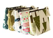 Set of 5 Small Coin Purses