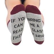 Wine Lover Socks