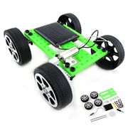 Kids DIY Solar Energy Car Toy