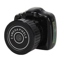 Mini Camera, 30W Pixel HD Camcorder DV Recorder Digital DVR Video Recorder