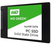 """WD Green 240GB 2.5"""" 7mm Solid State Drive"""