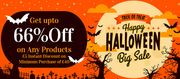 Special Halloween 2018 Offers £5 Instant Cashback