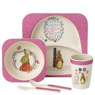 Beatrix Potter Flopsy Bunny Dinner Set
