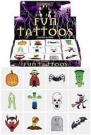 Cute Little Halloween Tattoos for Kids 48.