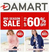 DAMART Women's Clothing Sale - up to 60% OFF