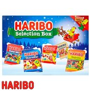 Haribo Selection Box (Case of 8)