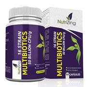 NutriZing's Multi-Strain Supplements.