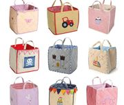 All Orders Placed for a Playhouse Will Receive a FREE Toy Bag worth £40