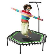 ANCHEER Hexagonal Fitness Adult/kids Trampoline