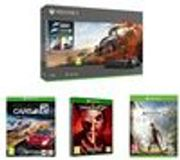 Xbox One X, FH4, Fm7, Assassin's Creed Odyssey, Tekken 7,Project Cats