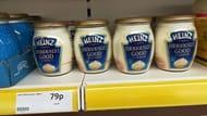 Heinz Seriously Good Mayonnaise 480ml Jar - Heron Foods