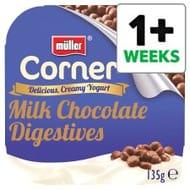 Muller Rice/light or Corner 12 for £3