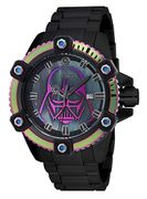 Invicta Star Wars - Darth Vader Men's Watch S/steel Automatic Mother of Pearl