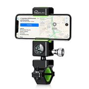 Treatlife Bicycle Phone Mount Stand Holder, Motorcycle and Car Mount Clamp £3.6