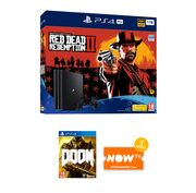 1TB PLAYSTATION 4 PRO with RED DEAD REDEMPTION 2 + DOOM Only £349.99