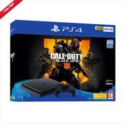 PS4 Slim 500GB Call of Duty: Black Ops 4 Only £249.85