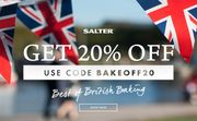 Get 20% off Our Best of British Baking Collection