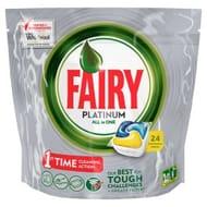 £1 Fairy Dishwasher Tablets 24 Washes