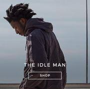 Idle Man | Exclusive Access Sale 30% Off