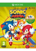 Sonic Mania plus + Reversible Cover and Artbook Xbox One/PS4 £19.85 Delivered