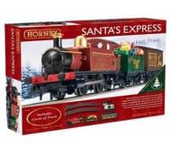 Hornby Hobbie Santa Express Train Set Only £49.99