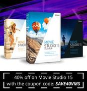 40% off Vegas Software