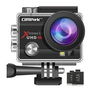 Campark ACT74 Action Camera 4K 16MP WIFI 30M