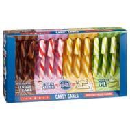 Olde Sam's Diner Dessert Flavour Candy Canes 12pk