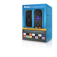 Roku Express Streaming Player Free C&C