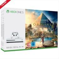 Microsoft Xbox One S 500GB Assassin's Creed Origins Console Bundle £224.99