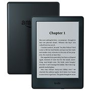 "AMAZON KINDLE 6"" Touchscreen Display (Without Built-in Light), Wi-Fi (Black)"