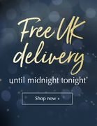 Free U.K. Delivery One Day Only