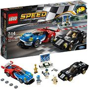 Lego Speed Champions 2016 Ford GT & 1966 Ford GT40 Building Set