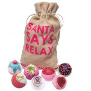 BOMB COSMETICS Bath Humbug Gift Pack from JUST MY LOOK