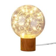 60% off Night Light Kids LED Bedside Lamp USB Starry Fairy Lights