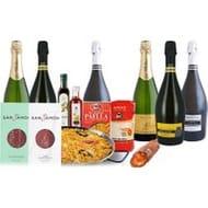 San Jamon Spanish Food & Wine Hamper- 6 Bottles!