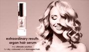 Free Extraordinary Results Argan Hair Serum with £30 Spend at Simply Argan