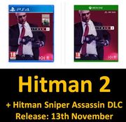 Hitman 2 - PS4 / XBOX ONE. £34.85 at Base. CHEAPEST PRICE!