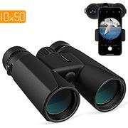 APEMAN 10X50 HD Binoculars for Adults with Low Light