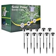 10 Pack Solar Lights