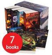 The Complete Harry Potter Collection - 7-Book Box Set Only £23.99