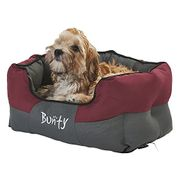 Soft Dog Bed Waterproof Washable Hardwearing Pet Basket